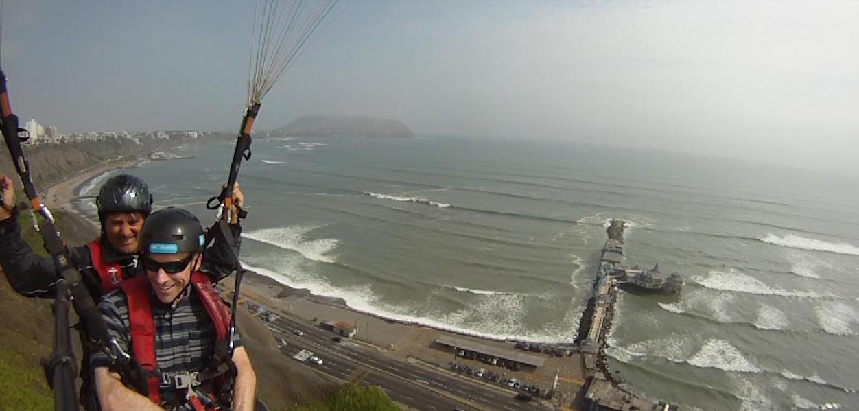 Soarin' Over Miraflores, Peru