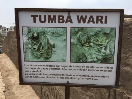 Wari Tomb