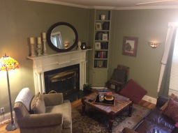 The B & B sitting room