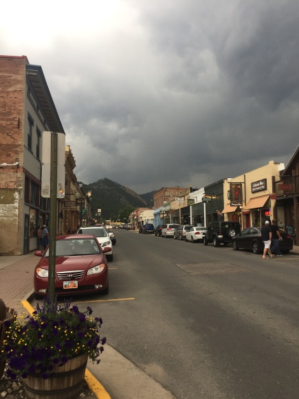 Downtown Idaho Springs