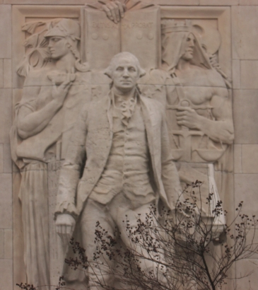 Washington at Peace