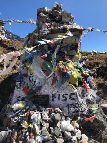 Scott Fischer's Memorial